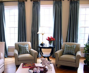 Made To Measure Curtains Christchurch Town Amp Country